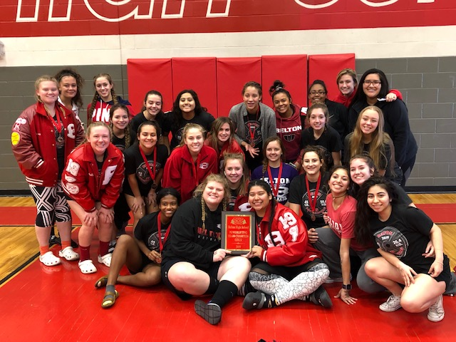 Lady Tiger Lifters Victorious at Home Meet