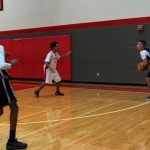 LBMS 7th Grade Boys Basketball Falls to Cove Lee in Two Games
