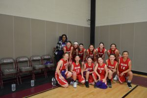 NBMS Girls Basketball vs Lamar