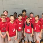 NBMS 7th B Finishes Second In Academy Tournament