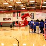 Lady Tiger Basketball vs Temple Photos