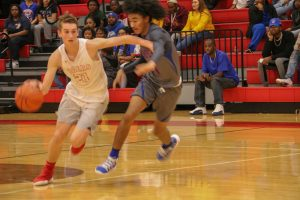 Belton Tiger Basketball vs Temple Photos