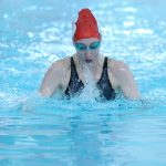 Swimmer race well, fall just short of State Qualifying at Regional Championships