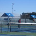 Freshman Tennis at Georgetown Tournament
