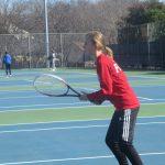 Tiger Tennis Westwood Freshman Tournament Itinerary