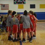 NBMS Girls Basketball vs. Cove