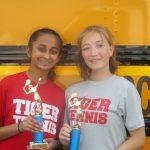 Tiger Tennis Westwood Freshman Tournament Results