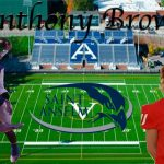Anthony Brown signs with Saint Anselm College