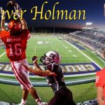 Denver Holman signs with The University of Mary Hardin Baylor