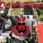 Devyn Raper signs with New Mexico Military Institute