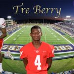 Tre Berry signs with The University of Mary Hardin Baylor