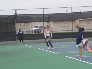 JV Tennis at Westwood Tournament