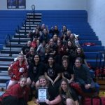Lady Tiger Lifters Outpace Competition at Temple