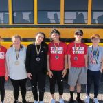 Freshman Tennis Shows Up to Play at Copperas Cove Tournament