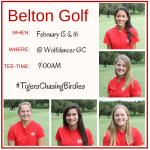 Girls Golf Itinerary for Friday-Saturday (2/15-2/16) at Wolfdancer