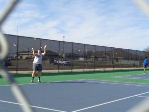 Tiger Tennis Copperas Cove JV Tournament
