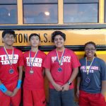 Tiger Tennis Copperas Cove JV Tournament Results