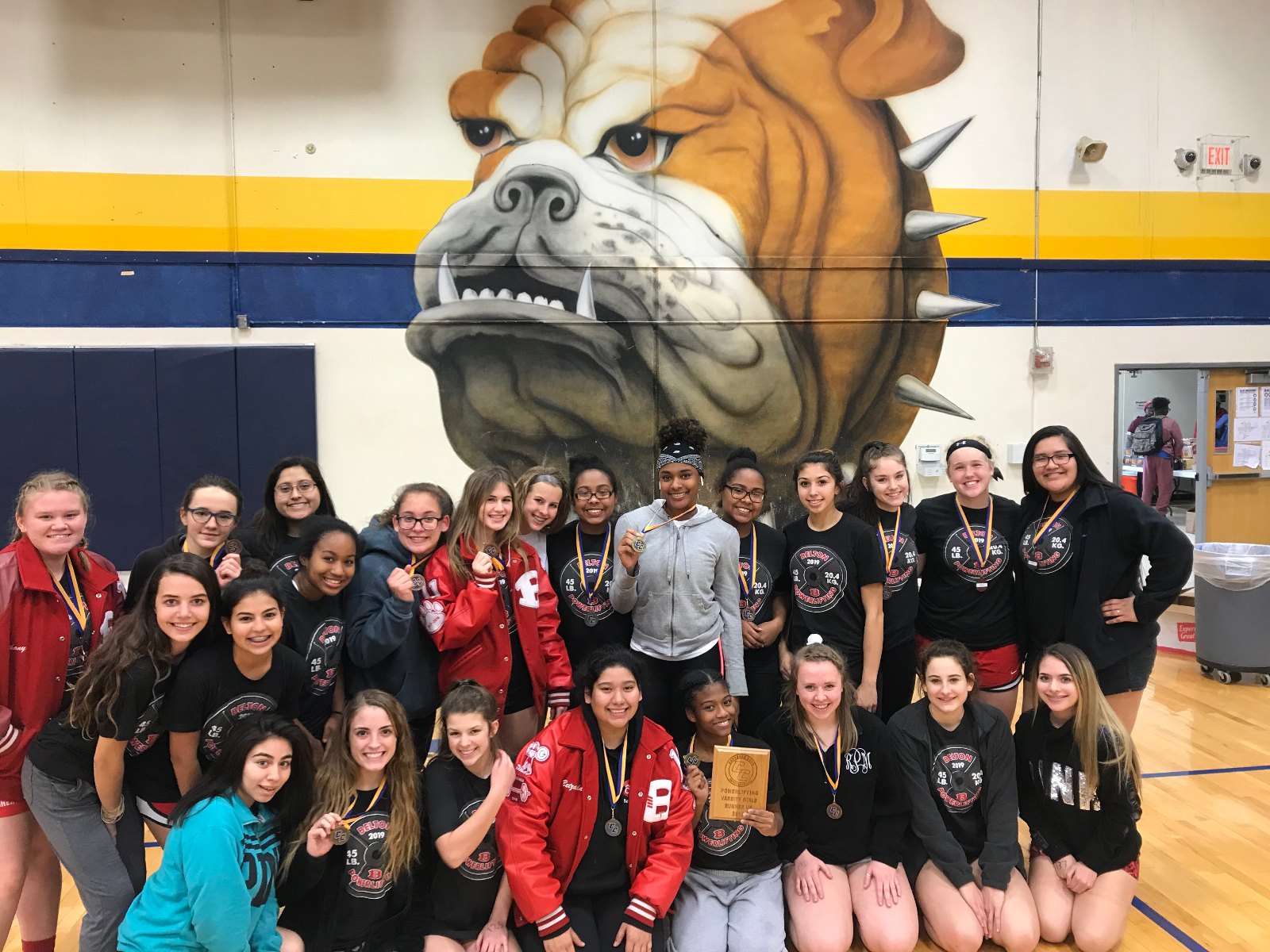 Lady Tiger Lifters Grab Runner-Up Honors in Cove Last Chance Qualifier