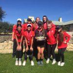 Girls Golf at Star Ranch 2/20/19