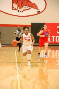 Lady Tiger Basketball vs Midway Photos