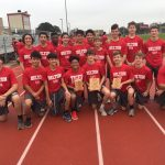 SBMS: 8th Grade Boys Grab Top Spot at Little Red Relays