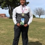 TIGER GOLF's Nathaniel Woods wins the Waco ISD Heart of Texas Invitational