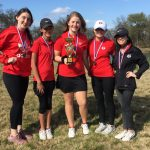 Lady Tiger Golf wins the Shrimp Open