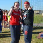 NBMS Girls & Boys Track at Gatesville
