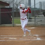 Tubbs, Cotton combine to three-hit Shoemaker, as Lady Tigers win 7-0