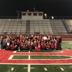 BHS Girls Track is Double-Dipping with Trophies!
