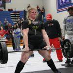 Girls Regional Powerlifting Meet Itinerary