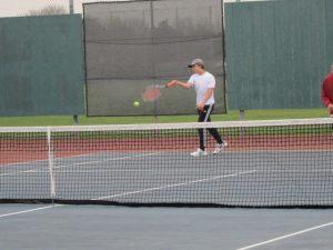 Tiger Tennis at Duncanville