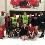 Lady Tiger Lifters Grab 3rd Place at Regionals, Send 5 to State
