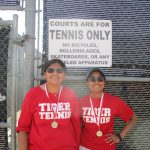 JV Tennis hosts annual Belton Tournament