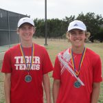 Tiger Tennis Copperas Cove Tournament Resutls