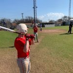 JV White Baseball Wins 3 of 4 Games in District Tournament