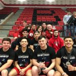 The Powerlifting Team Sends Two To State!