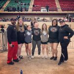 Lady Tiger Lifters Finish Strong at State Meet