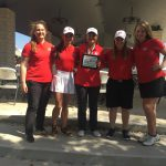 Girls Golf takes 2nd Place, Garcia Wins Individual Gold