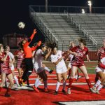 Lady Tiger Soccer Cruise In The 2nd Half