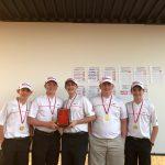 Belton Middle School Golf Shines