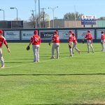 JV RED Baseball: Tigers Manage Split with Midway