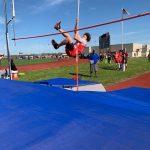 Lake Belton Track Results for La Vega Meet