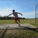 NBMS 8th Grade boys Dominate Midway Track Meet