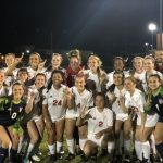 Lady Tiger Soccer-DISTRICT CHAMPS