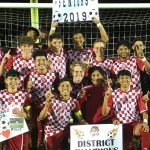 Tiger Soccer Capture District Title