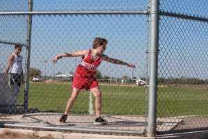SBMS: 7th Grade Boy's Run Past Competition at MS Bumblebee Relays