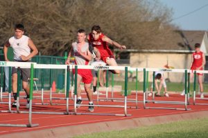 SBMS: 8th Grade Boy's Track Speeds into First Place