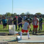 Itinerary: NBMS Boy's to District Track Meet in Midway