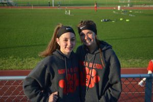 NBMS Girls and Boys Track at Academy